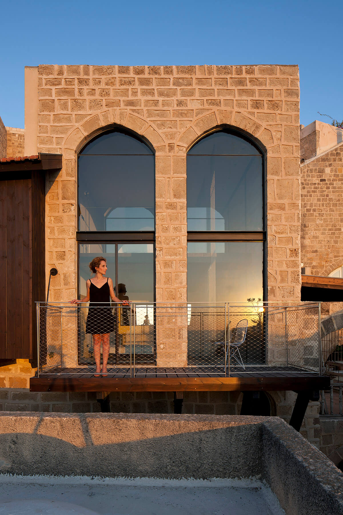 180sqm House, Jaffa By: Pitsou Kedem Architect