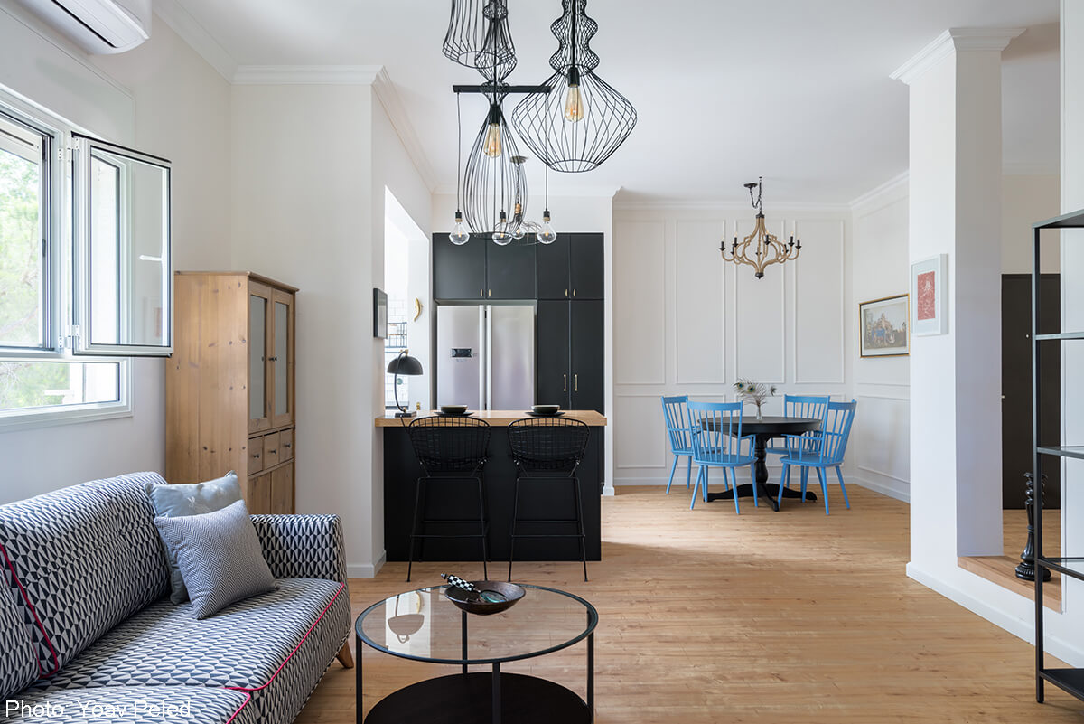 100sqm Apartment Haifa Fineshmaker