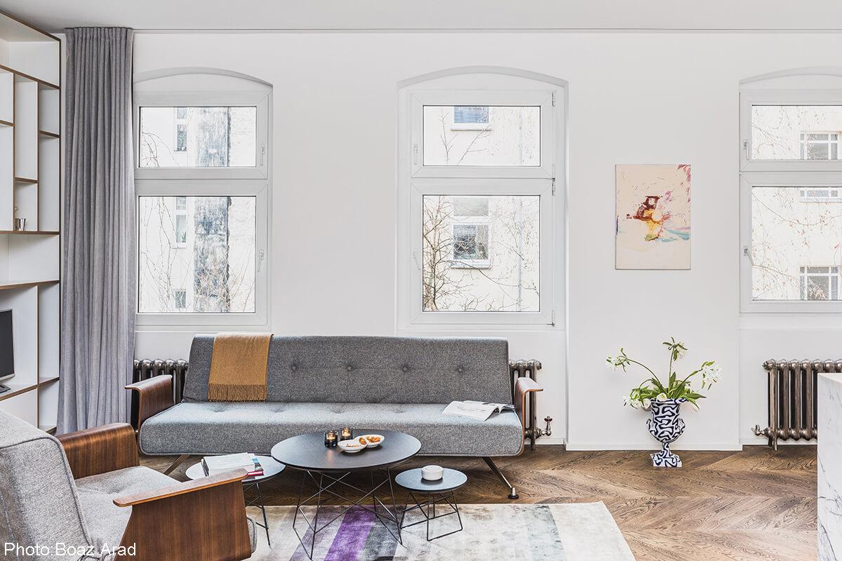 57sqm Apartment, Berlin - Fineshmaker