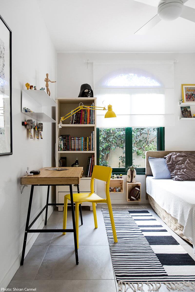 Kids room designed by Sharon Bareket & Adi Lahover -Fineshmaker