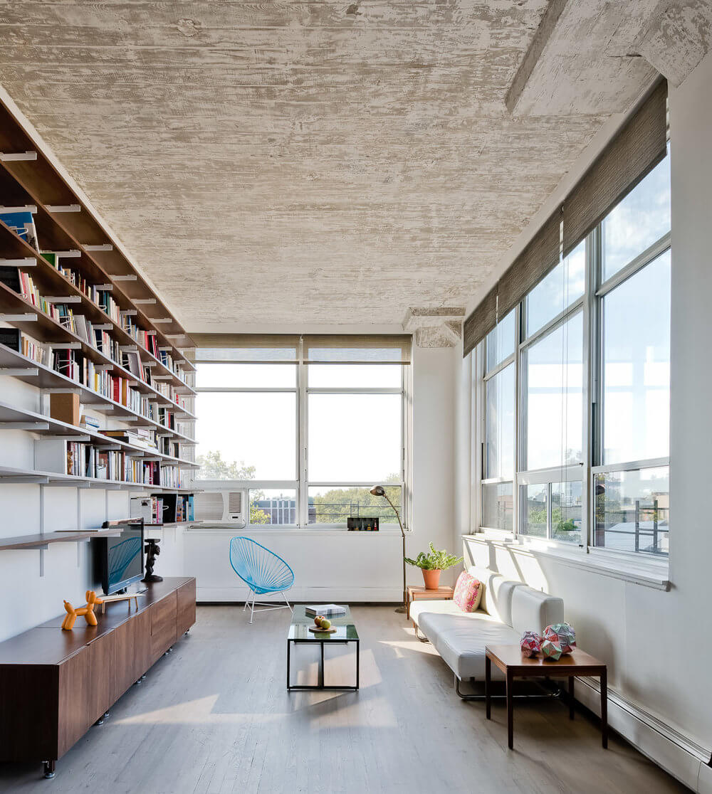 Brooklyn Loft By SABO Architects