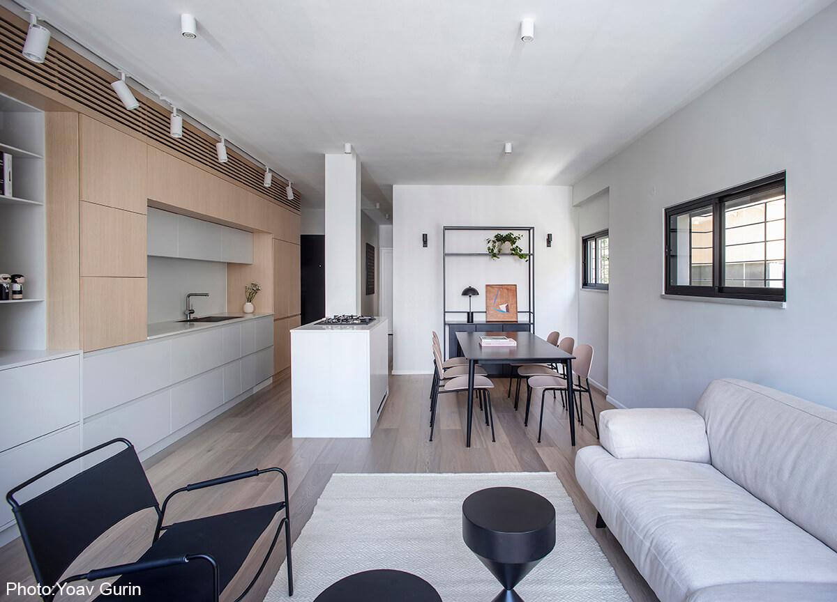 Best small apartment design