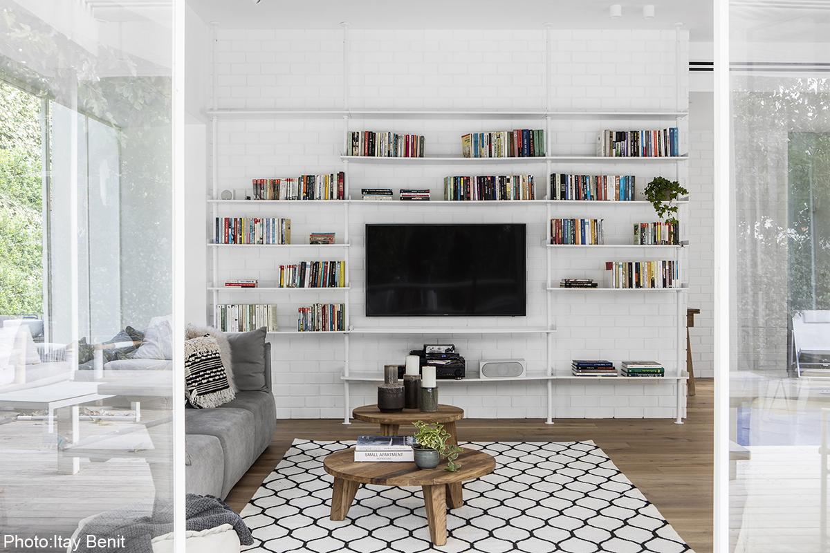 Modern Home Library Design Ideas