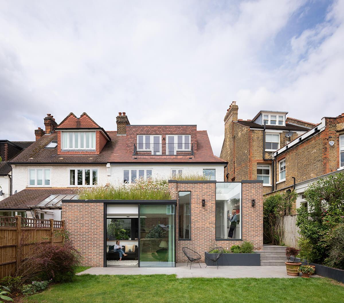 The Courtyard House London Fineshmaker