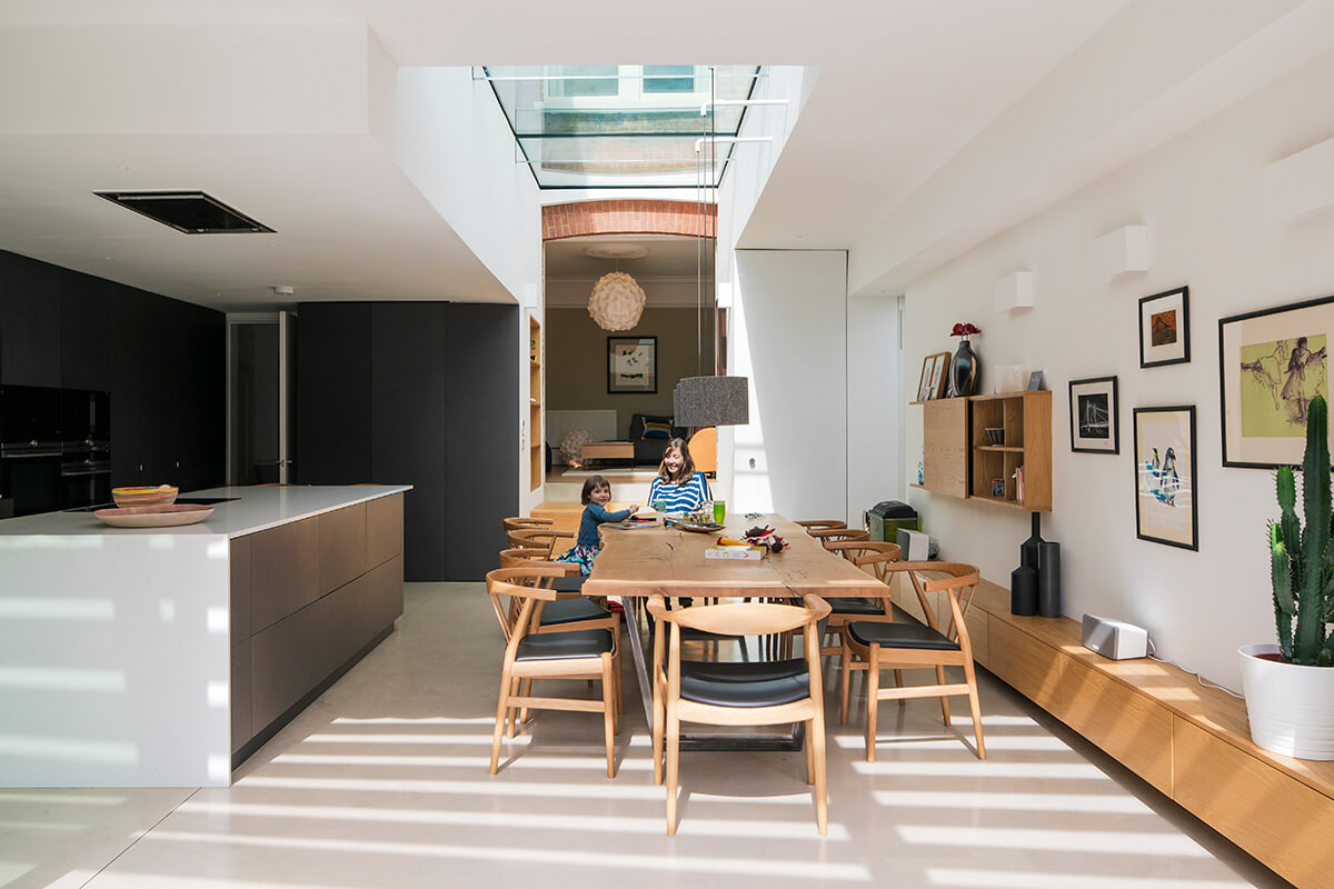 Contemporary House In London