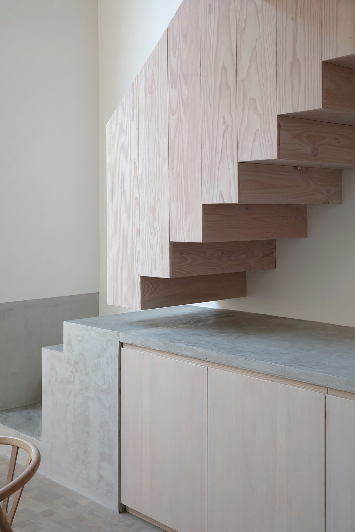 Best Scandinavian Staircase Design