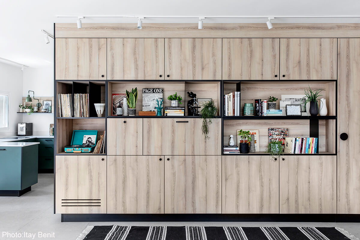 LIBRARY STORAGE DESIGN IDEAS