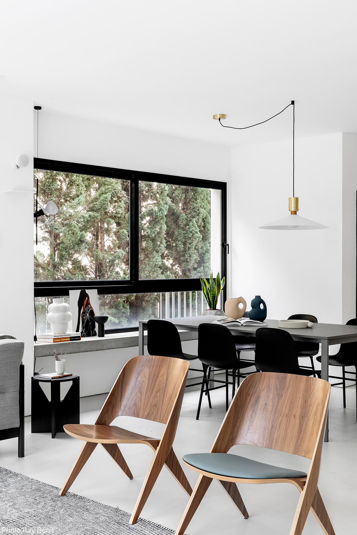 Monochromatic Home Inspiration